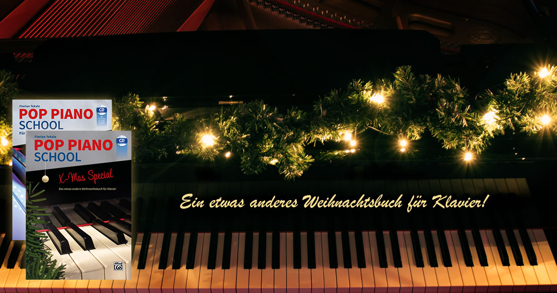 Pop Piano School – X-MAS SPECIAL