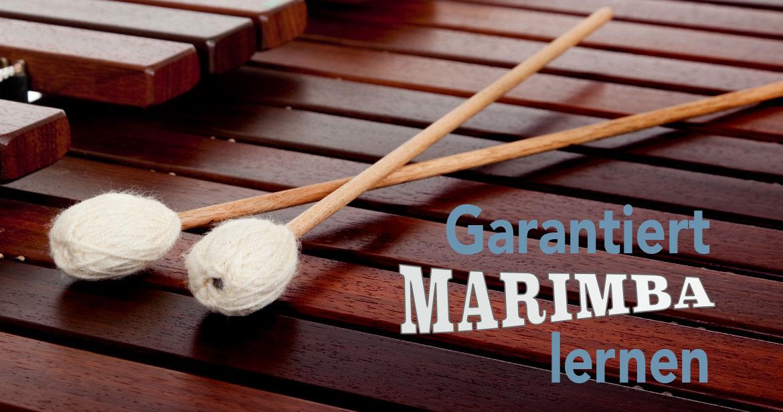 Garantiert Marimba lernen