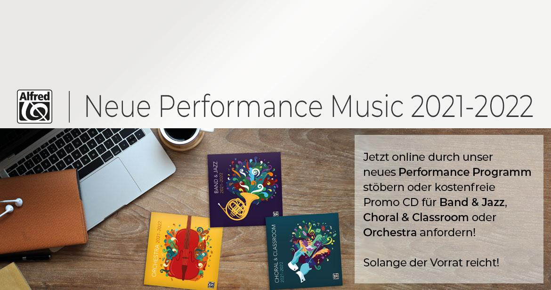 Performance Music 2021