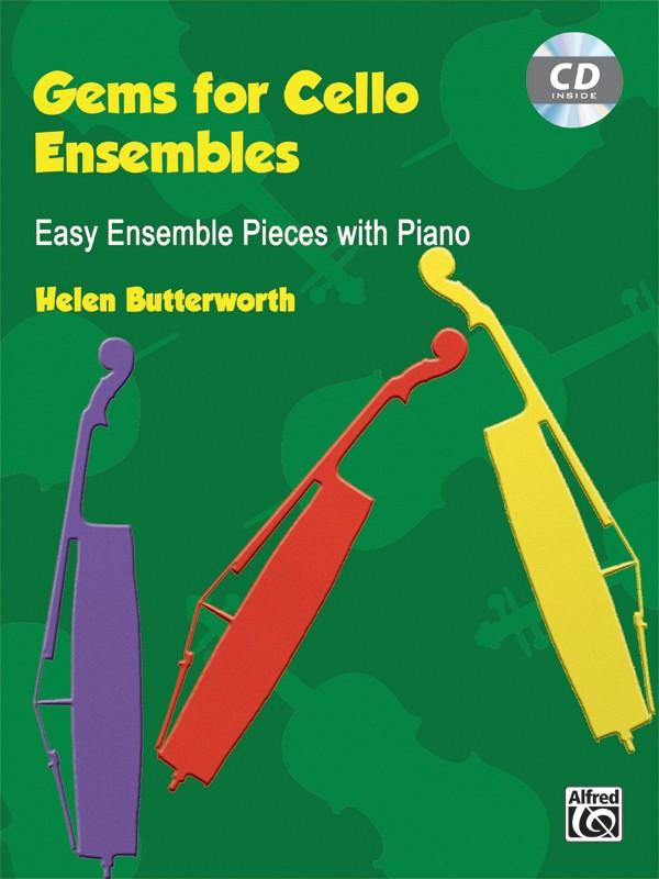 Gems for Cello Ensembles