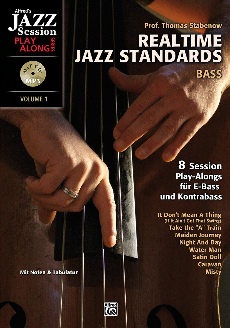 Realtime Jazz Standards - Bass