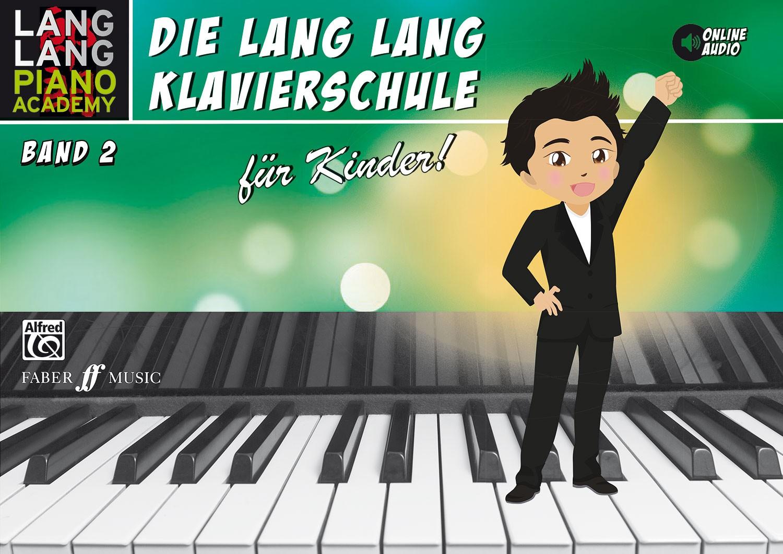 Die Lang Lang Klavierschule Band 2