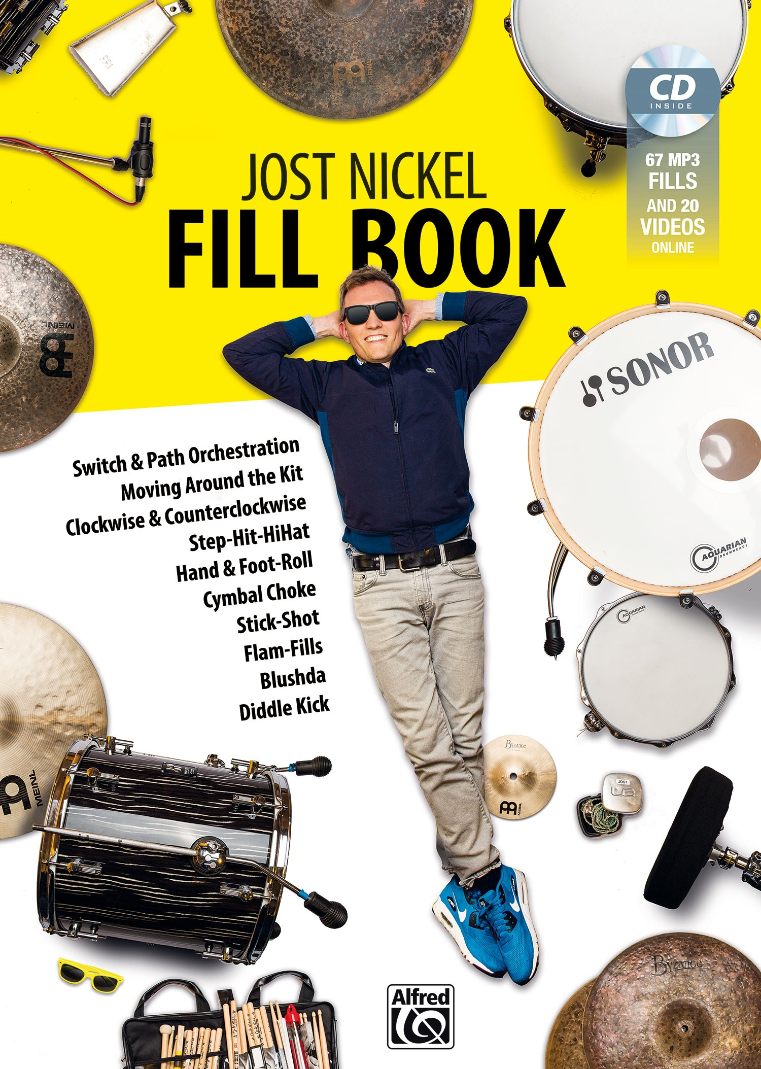 Jost Nickel Fill Book