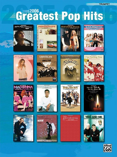 2005--2006 Greatest Pop Hits