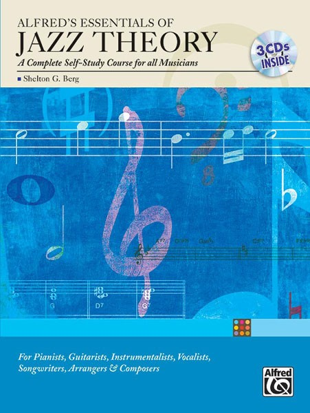 Alfred's Essentials of Jazz Theory, Self Study