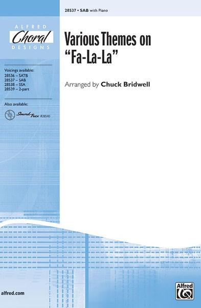 """Various Themes on """"FaLaLa"""" SAB"""