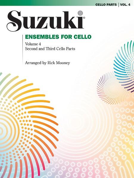 Ensembles for Cello, Volume 4