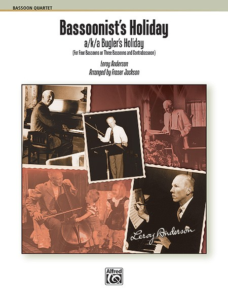 Bassoonist's Holiday (a/k/a Bugler's Holiday)