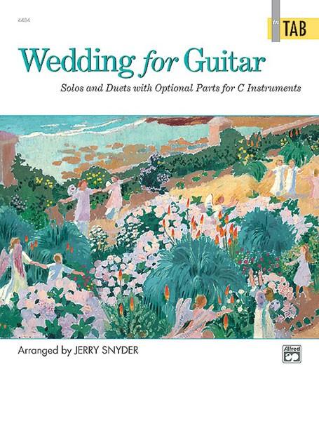 Wedding for Guitar: In TAB