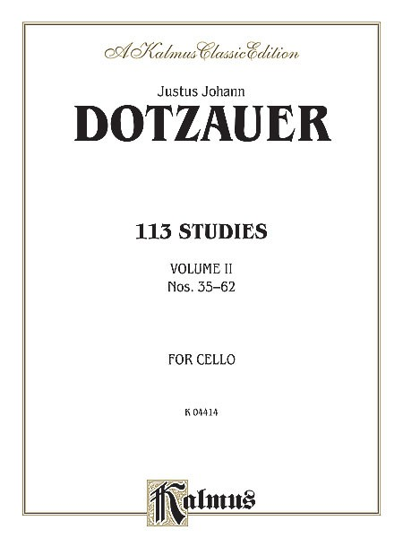 113 Studies, Volume II