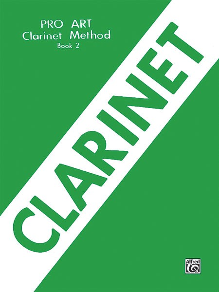 Pro Art Clarinet Method, Book II
