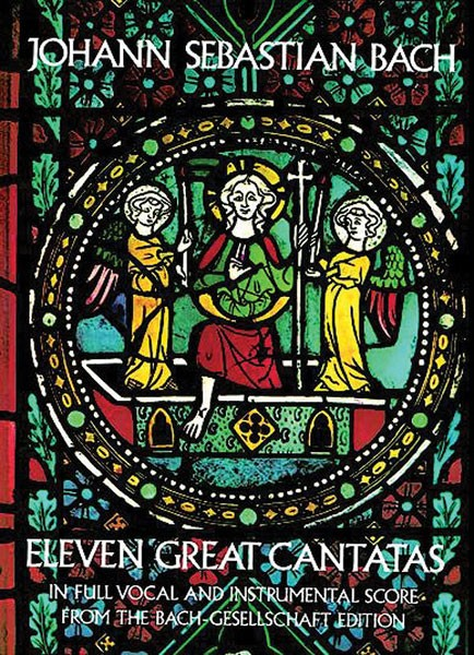 11 Great Cantatas (full score)