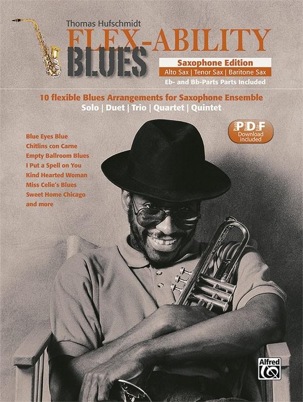 Flex-Ability Blues – Saxophone Edition