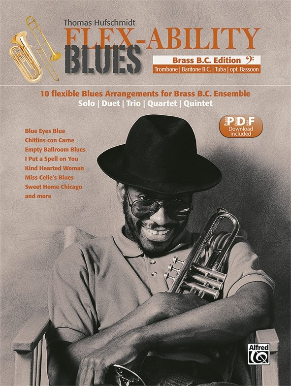 Flex-Ability Blues – Brass B.C. Edition