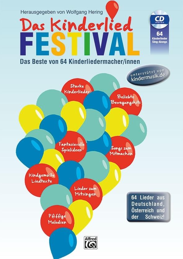 Das Kinderlied Festival (Bk/CD)