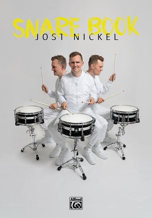 Jost Nickel Snare Book (Bk/Insert)