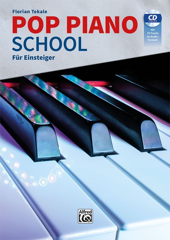 Pop Piano School BK/CD