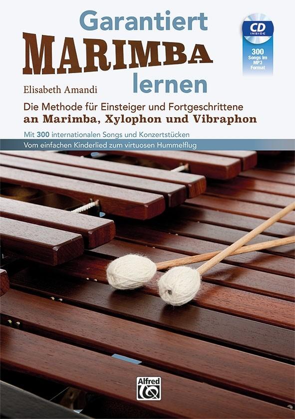 Garantiert Marimba Lernen (Bk&CD)
