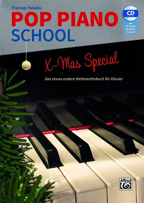 Pop Piano School - X-Mas Special (Bk)
