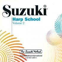 Suzuki Harp School CD, Volume 2