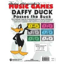 Daffy Duck Passes the Buck