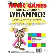Wile E. Coyote's WHAMMO!