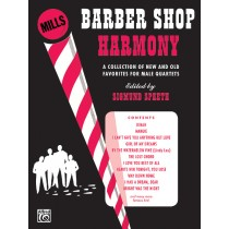 Barber Shop Harmony (Ttbb)