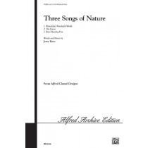 3 SONGS OF NATURE/3PT-ESTES