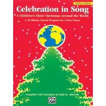 Celebration in Song