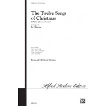 12 SONGS OF CMAS-MEDLY/SATB