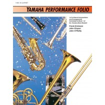 Yamaha Performance Folio