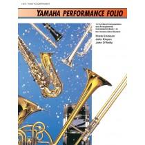 Yamaha Performance Folio