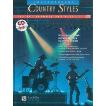 Contemporary Country Styles for the Drummer and Bassist