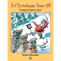 A Christmas Tree-O!