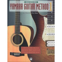 Yamaha Guitar Method, Book 1