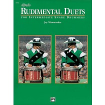 Alfred's Rudimental Duets