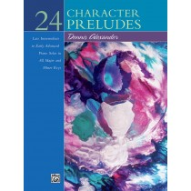 24 Character Preludes