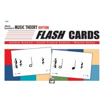 Alfred's Essentials of Music Theory: Flash Cards -- Rhythm