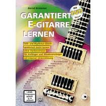 Garantiert E-Gitarre lernen mit DVD