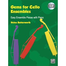 Gems for Cello Ensembles