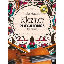 Klezmer Play-alongs für Violine