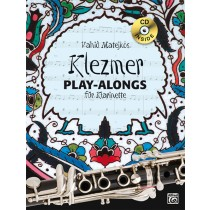 Klezmer Play-alongs für Klarinette