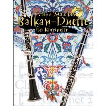 Balkan-Duette für Klarinette