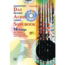 Garantiert Gitarre lernen - Das Audio Songbook