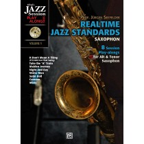 Realtime Jazz Standards - Saxophon