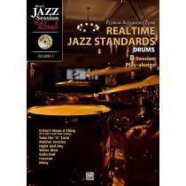 Realtime Jazz Standards - Drums