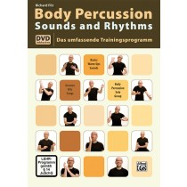 Body Percussion Sounds and Rhythms