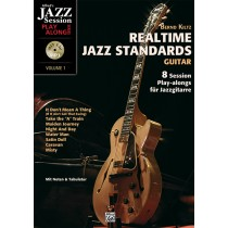 Realtime Jazz Standards – Gitarre
