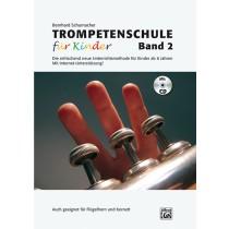 Trompetenschule für Kinder Band 2