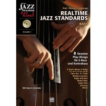 Realtime Jazz Standards - Bass